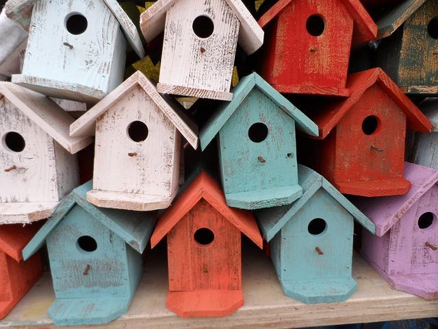 Decorar cajas madera vintage
