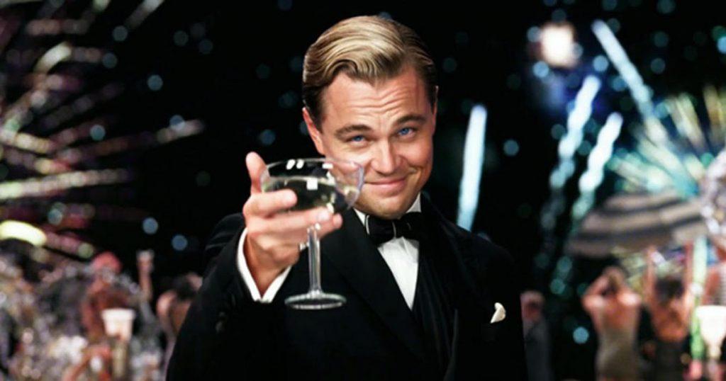 El Gran Gatsby pelicula vintage