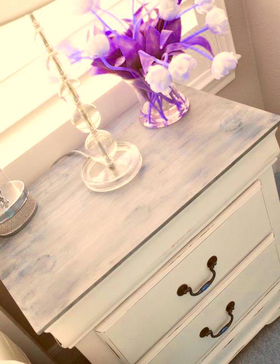 Cómo restaurar muebles con chalk paint