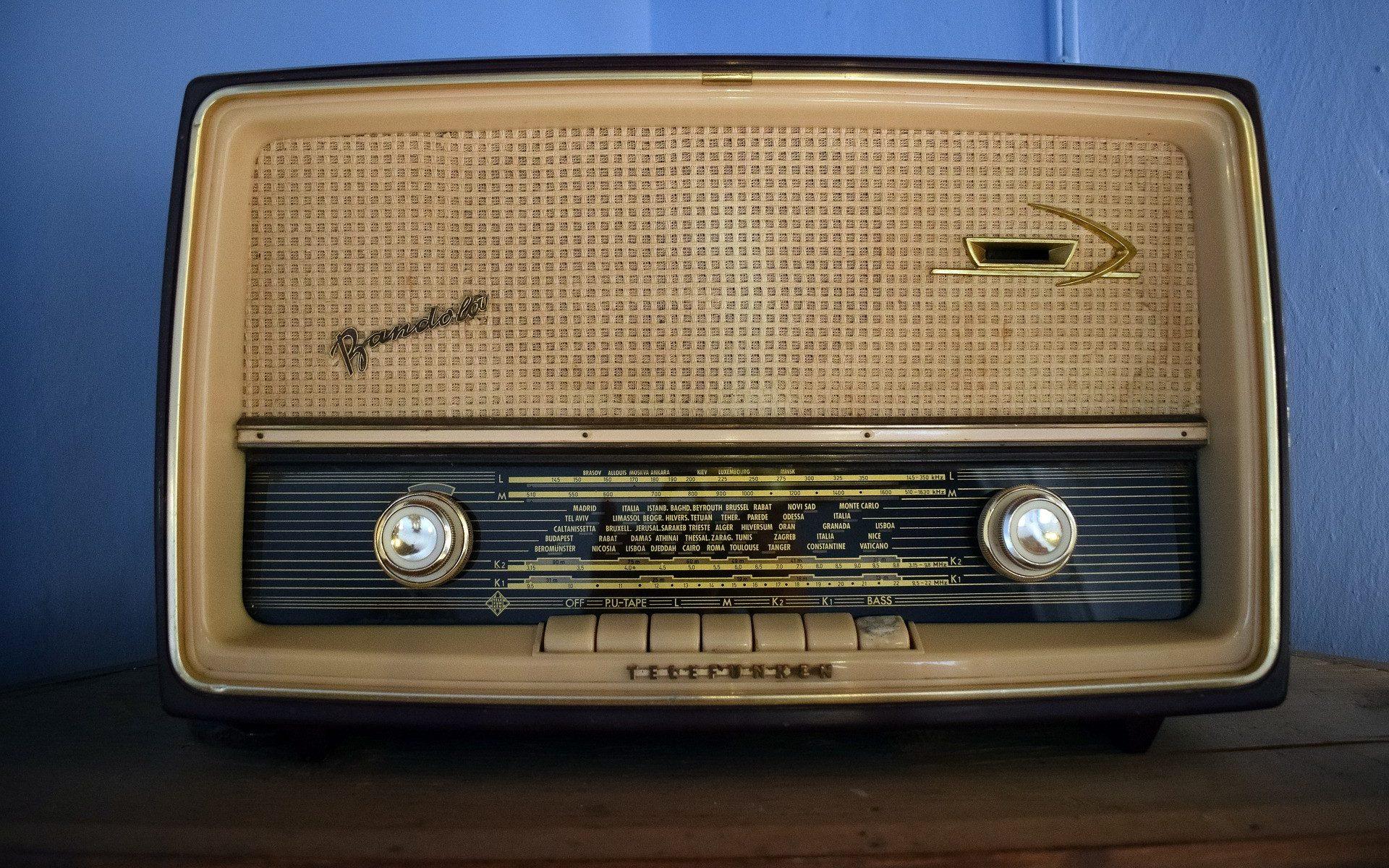 Las mejores radios de estilo antiguo