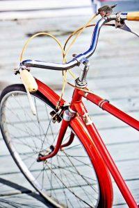 Pintura para restaurar bici clásica