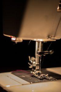 Características de la maquina de coser