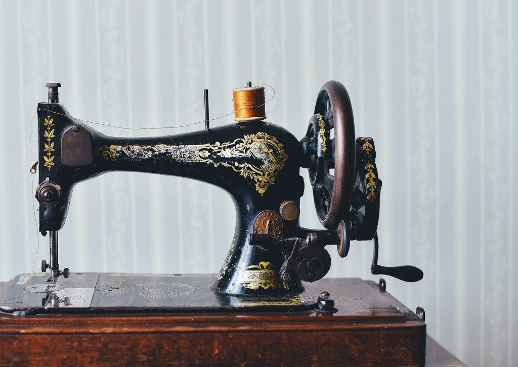 Cómo Restaurar maquina de coser antigua