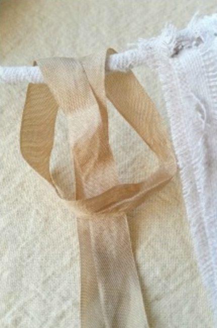 Cómo hacer atrapasueños handmade
